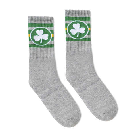 Shamrock Socks Grey