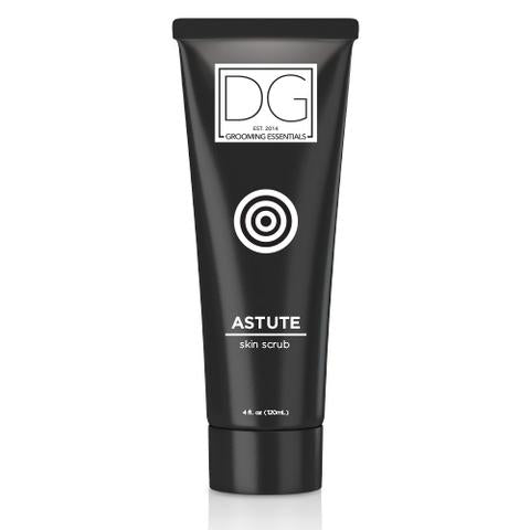 Exfoliating Scrub For Men by DG Grooming Essentials