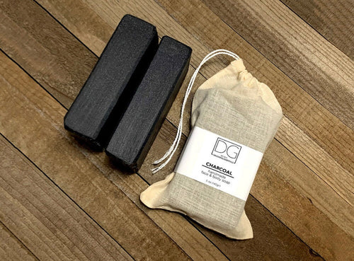 Distinguished Charcoal Soap by DG Grooming Essentials