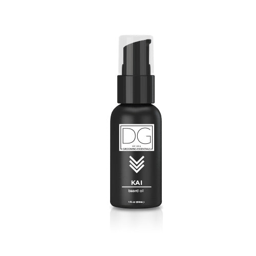 Beard Oil For Men by DG Grooming Essentials