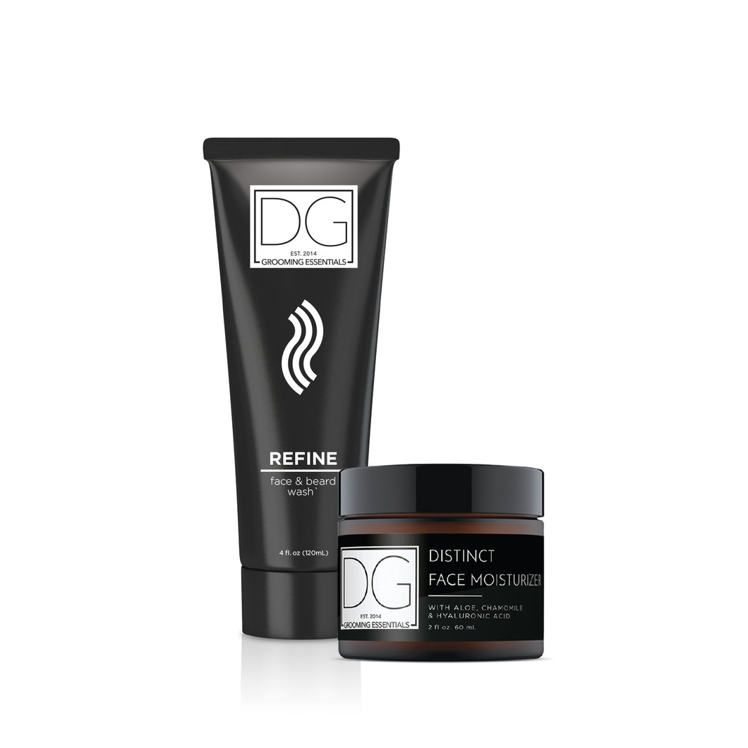Revive Face Collection by DG Grooming Essentials