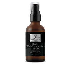 Ryze Beard Growth Serum  by DG Grooming Essentials
