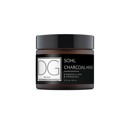 Sohl Detoxifying Mask by DG Grooming Essentials