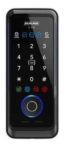 Samsung SHP-DP728 Fingerprint Lock