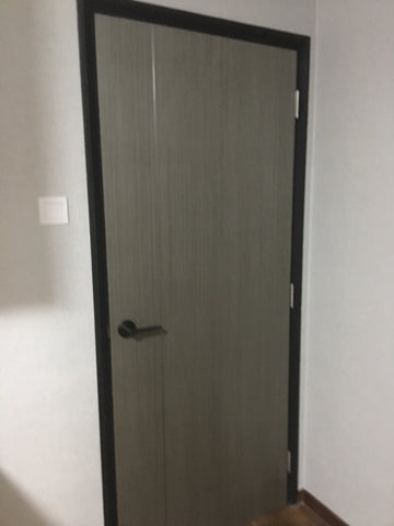Laminated Solid Bedroom Door