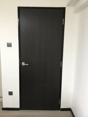 Veneer Solid Bedroom Door