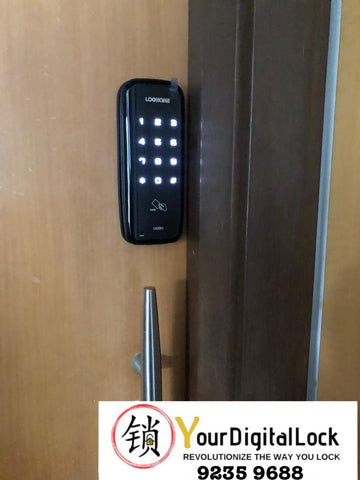 Samsung SHP-DP738 Fingerprint Lock