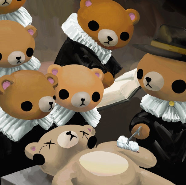 Coming Soon: The Anatomy Lesson of Dr. Nicholaes Bear