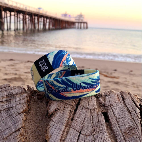 The Great Wave - Strap