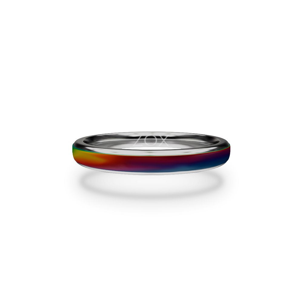 Just Breathe Mood Ring