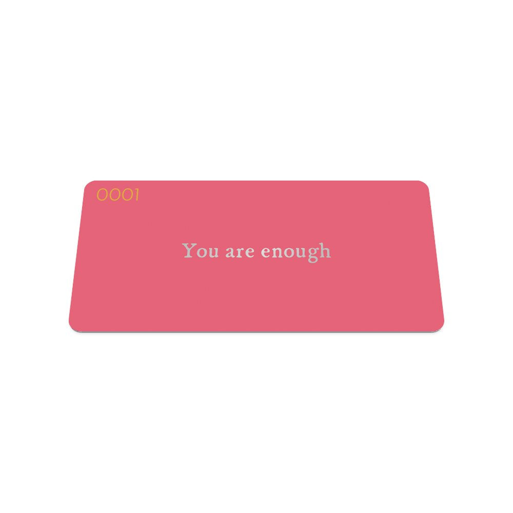 You Are Enough Ring