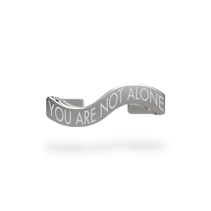 You Are Not Alone Charm