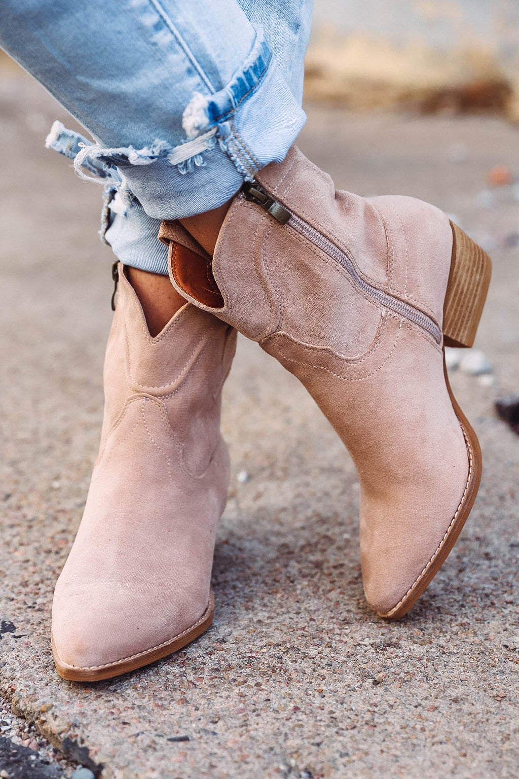 Fall Is Here Long Sleeve Top-Green
