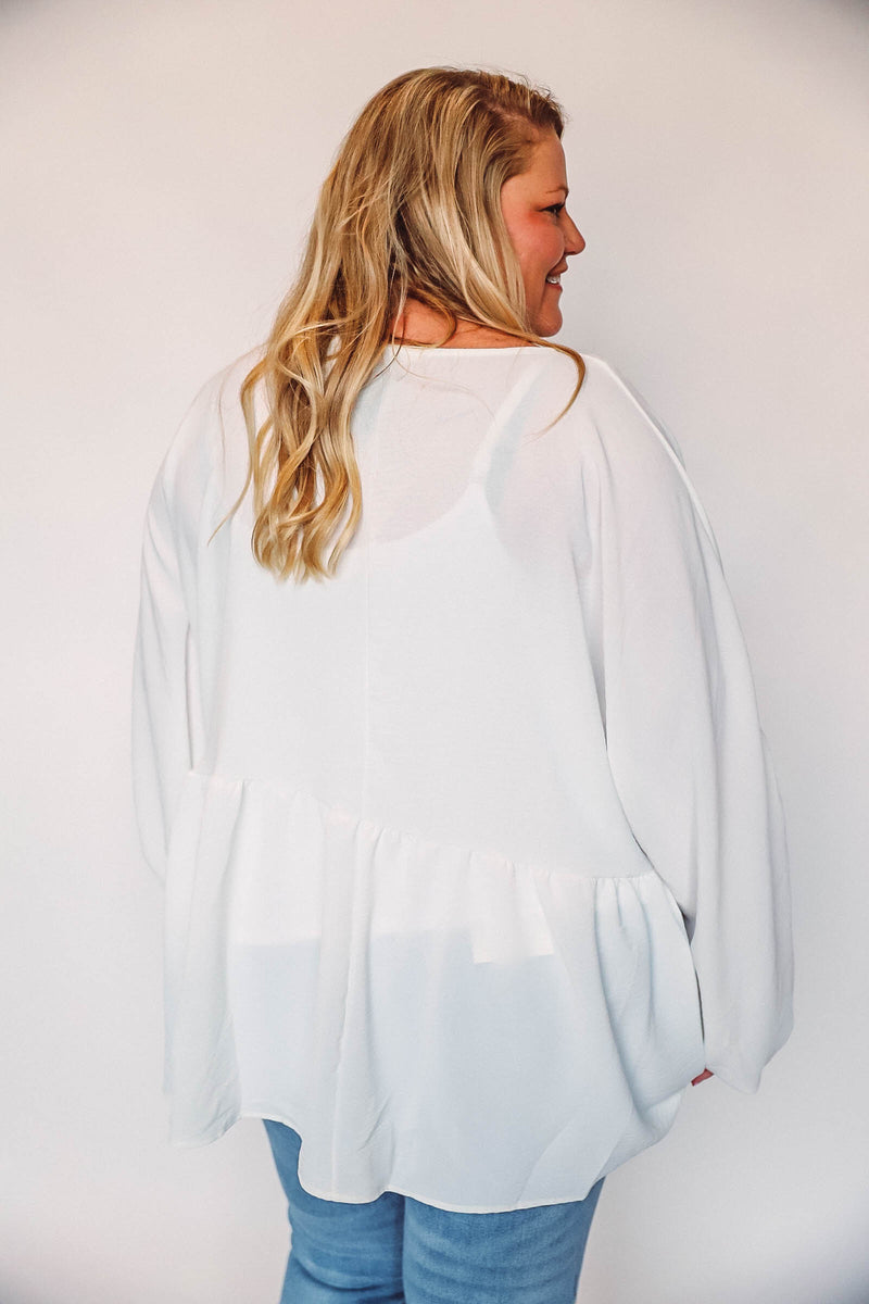 Fall Time Cardigan-Extended Sizes