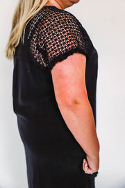 Rome Color Block Sweater-Rust/Caramel