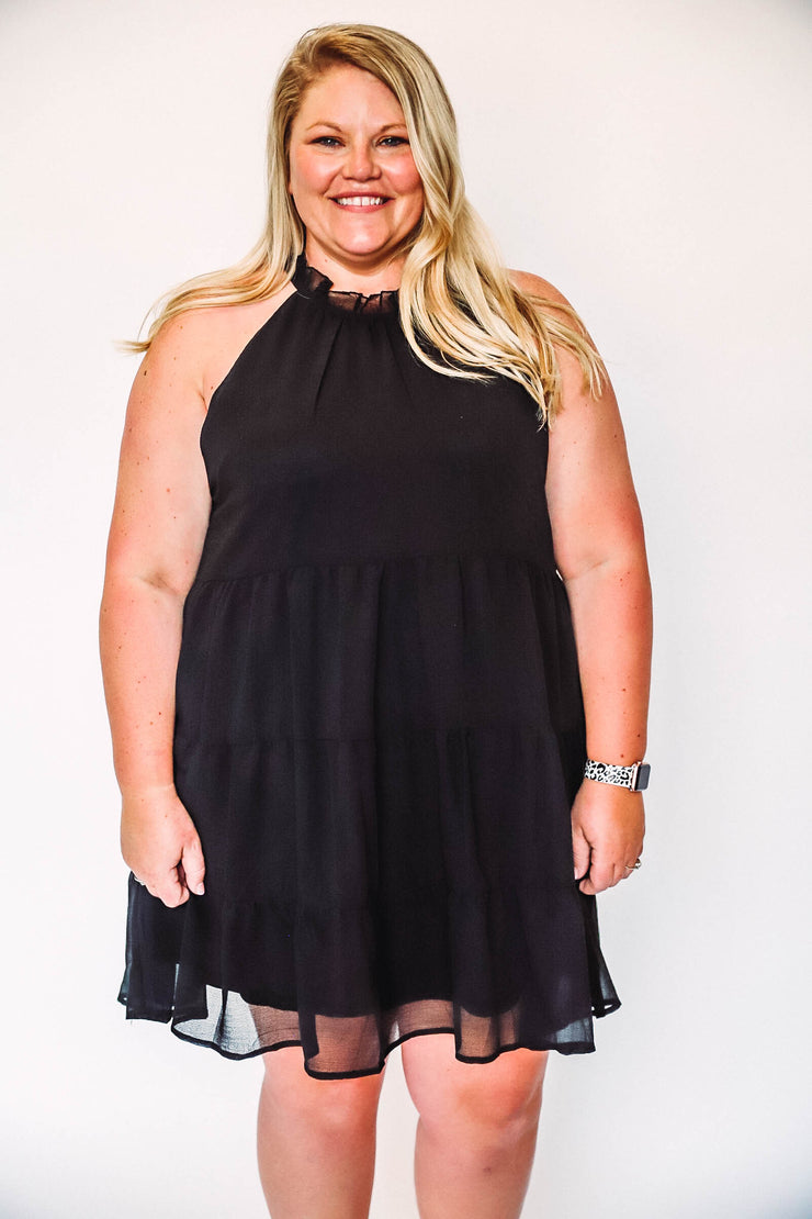 Hallie Button Down Top-Ivory
