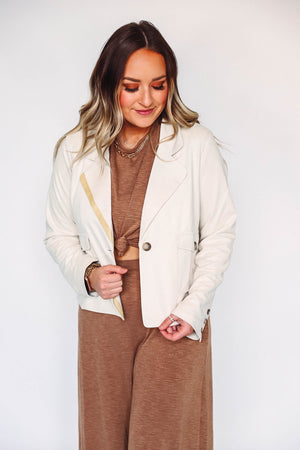 Paisley Button Dress-Chestnut/Black