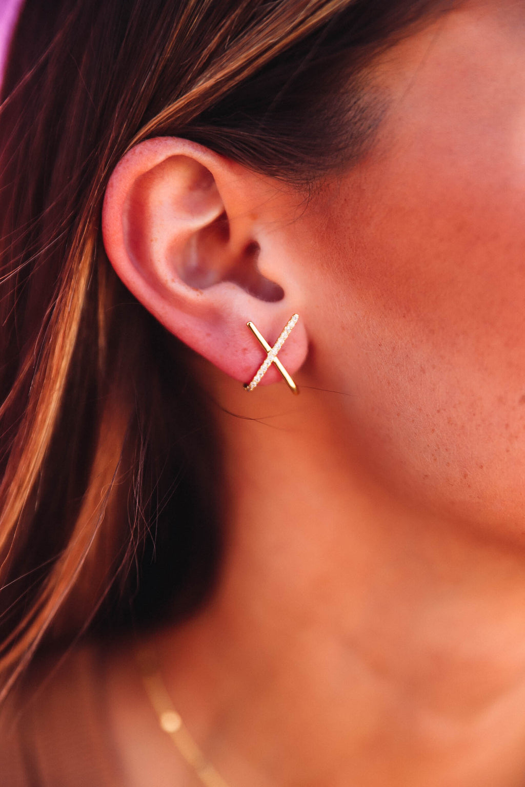 Plaid Button Down Cardigan