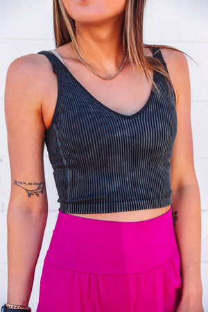 Harvard Skinny High Rise Denim-Dark Green