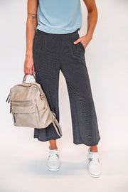 Georgia Floral Top-Red