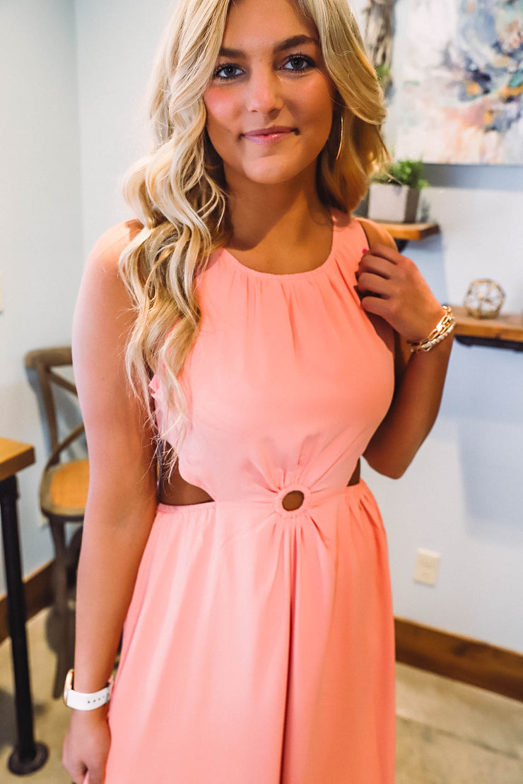 Piper Long Cardigan-Olive