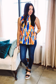 Cowboys And Country Music Tee-Brick