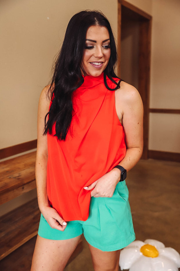 Johnny Cardigan-Bright Blue-Extended Sizes