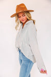 Alice Color Block Sweater