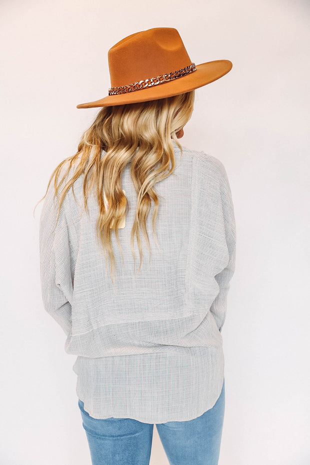 Sage High Rise Denim