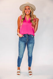 Owen Mid Rise Denim