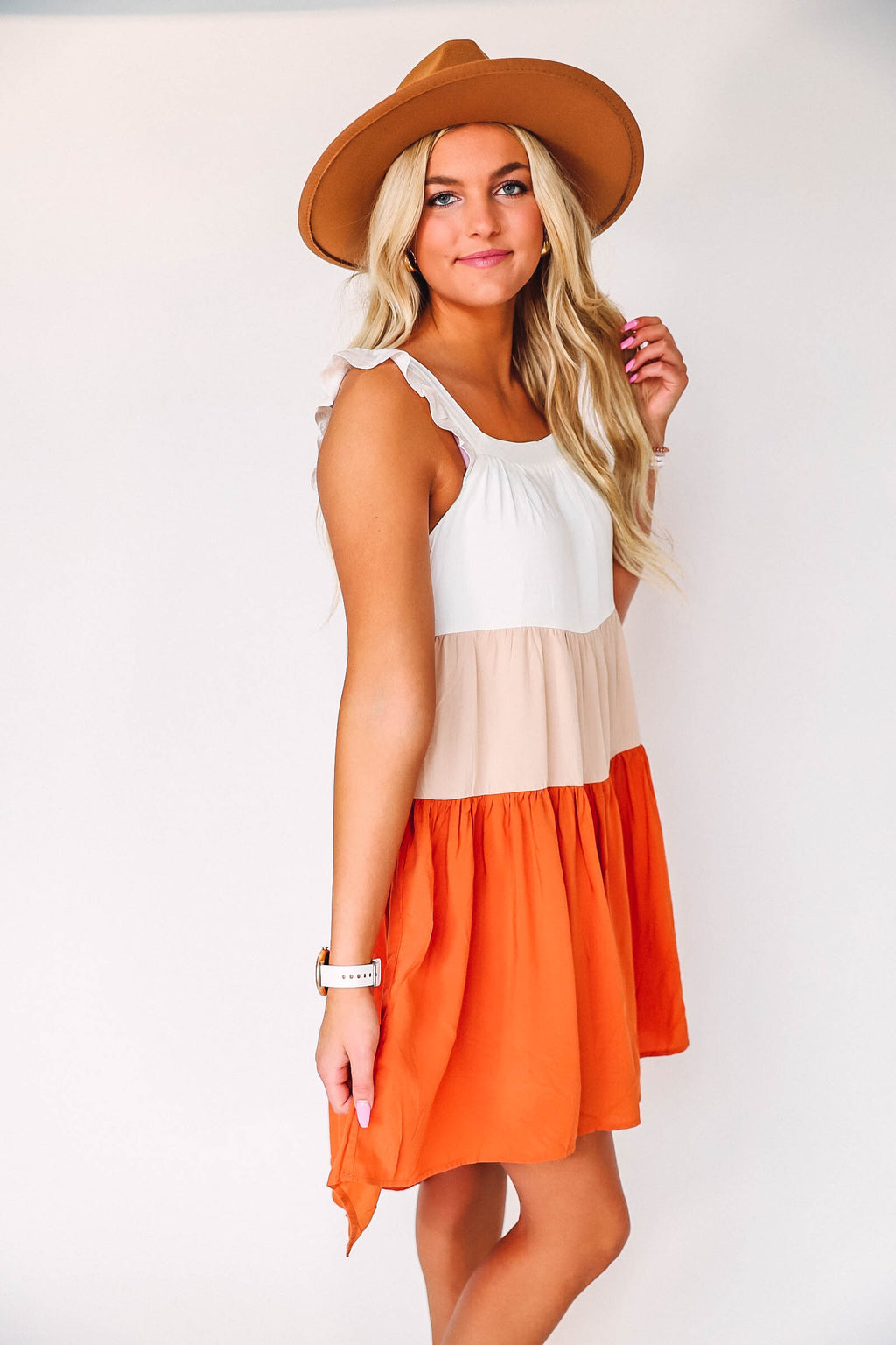 Penelope Top-Hot Pink
