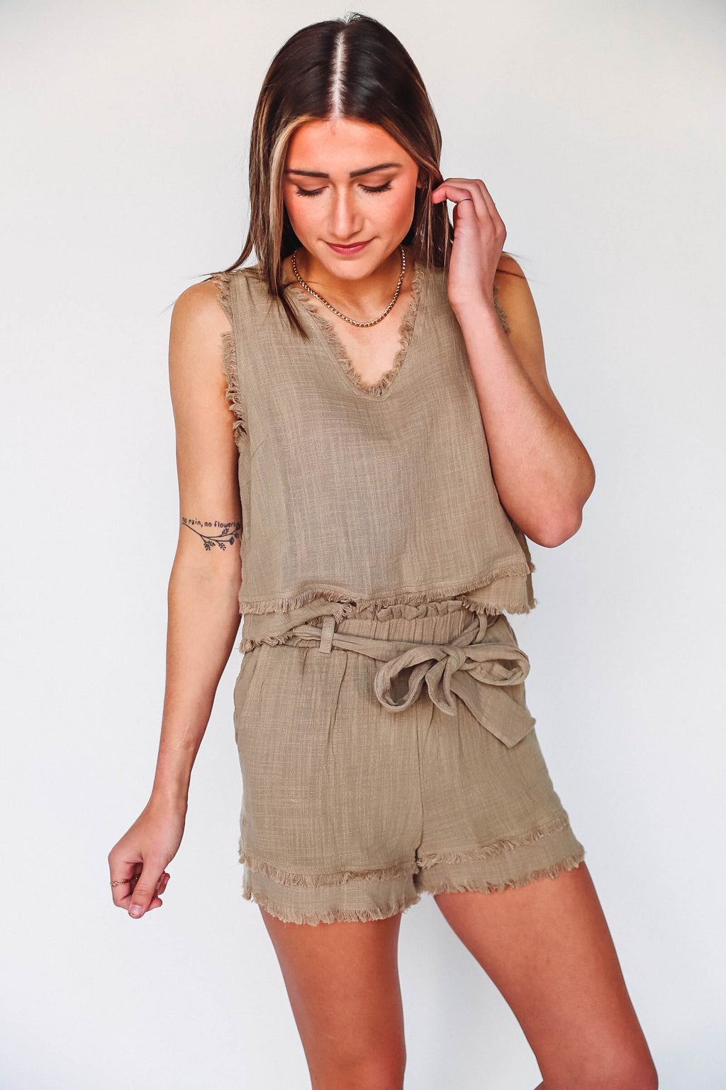 Callie Top-Black