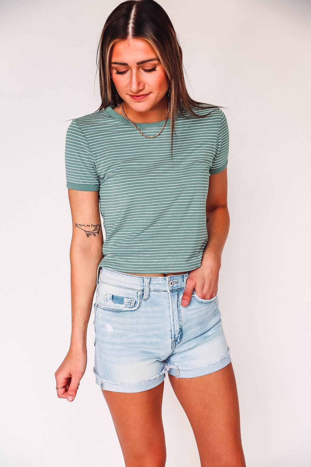 Alexis Off Shoulder Sweater-Grey