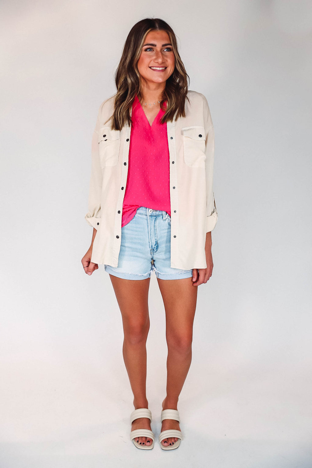 Hailey Leopard Pullover-H. Grey