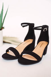 Chandler Lace Dress-Black