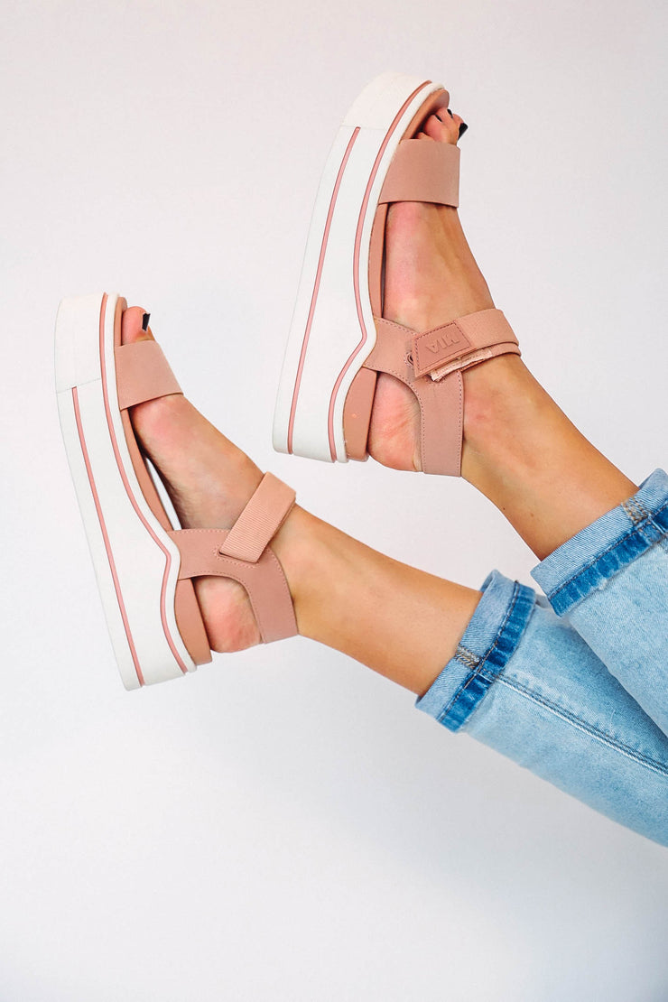 Rayne Plaid Vest-Navy