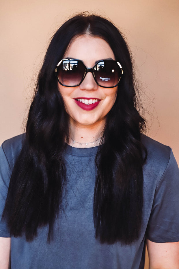 Layering Jersey Tank-Ink Blue