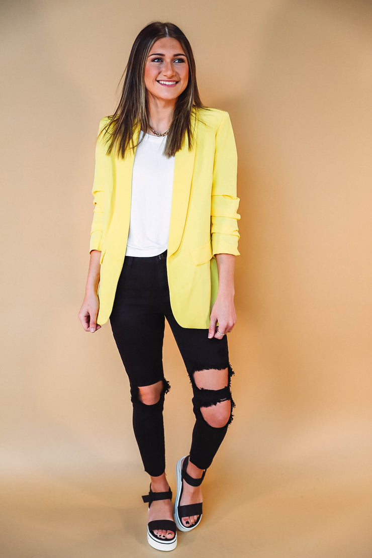 Abbie Denim Jacket