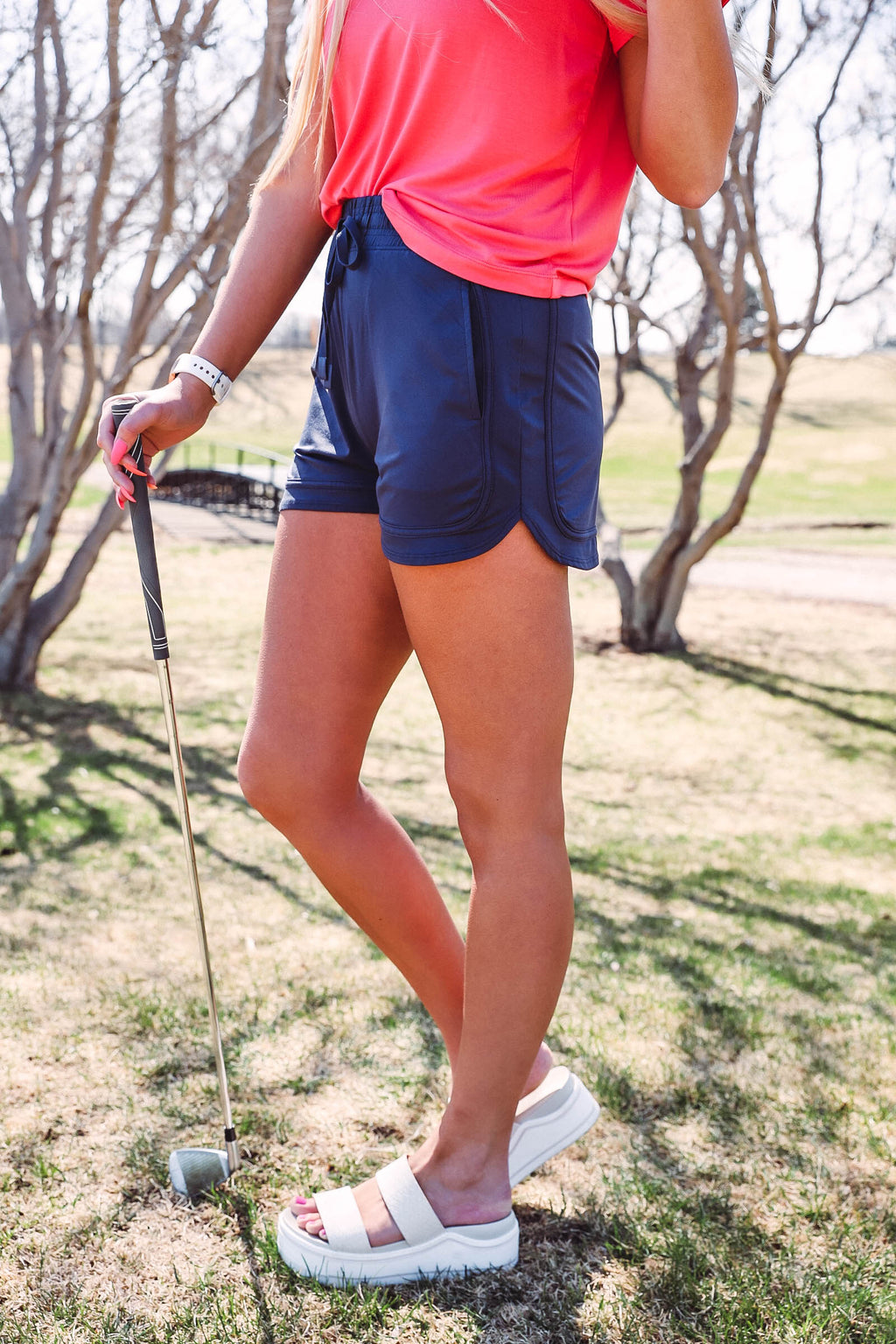 Bold Red Tee