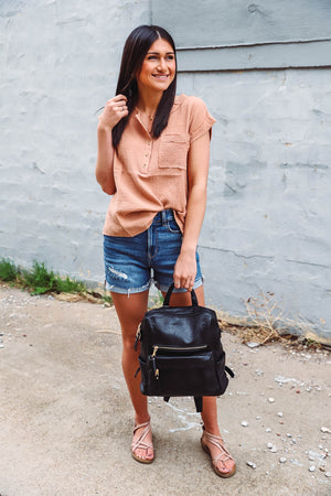 Dainty Teardrop Earring - IKT Boutique