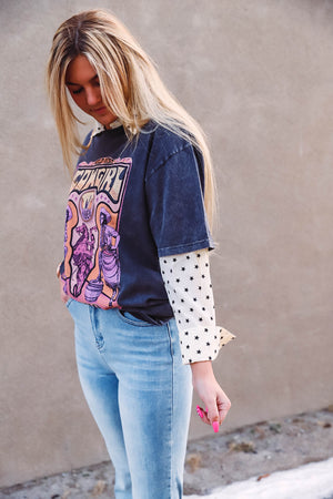 Hallie Pullover-Bordeaux