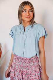 Maisy Mule-Red Suede