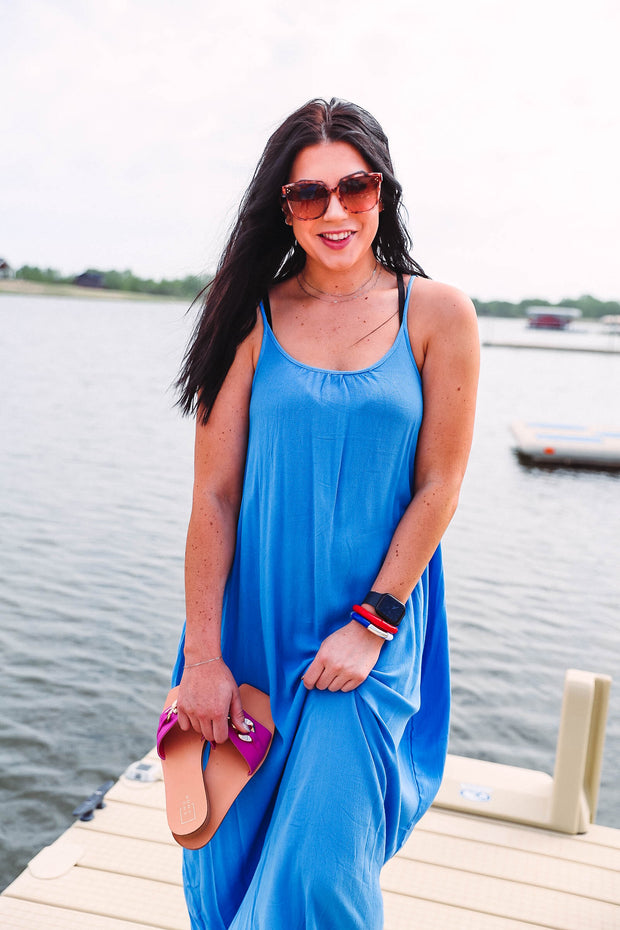 Martinique Wrap Skirt-Black