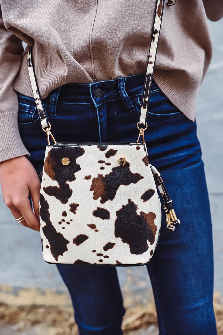Fall Woodland Plaid Sweater