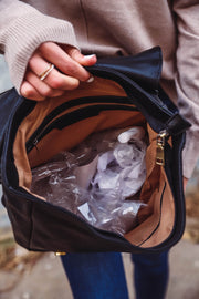 Everyday Basic Tee-Cobalt