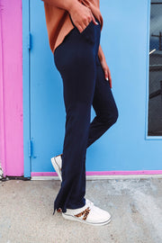 Kennie Bodysuit-Navy