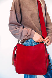 Splash Of Leopard Top-Black