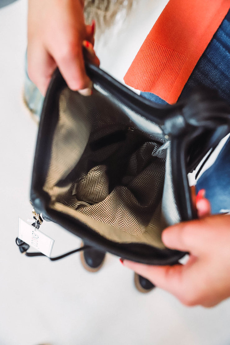 CiCi Dyed Tie Top
