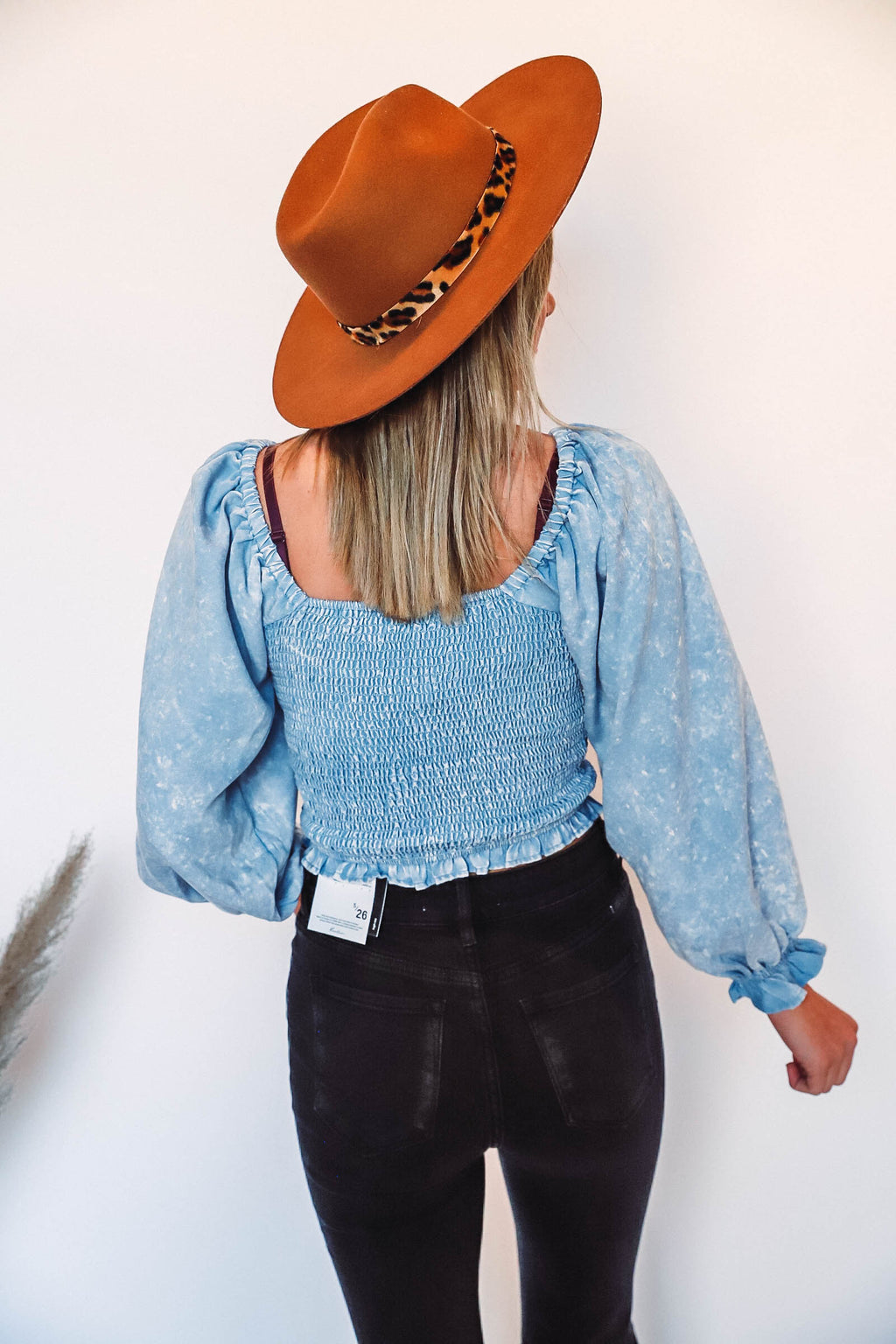 Megan High Rise Denim