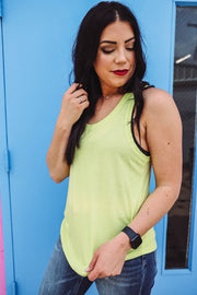 Java Striped Top